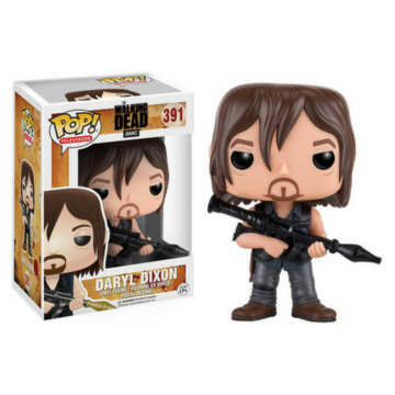 television Daryl Dixon - RPG #391 The Walking Dead