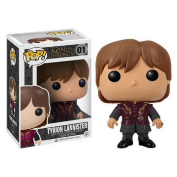 POP! Game of Thrones Tyrion Lannisterr #01