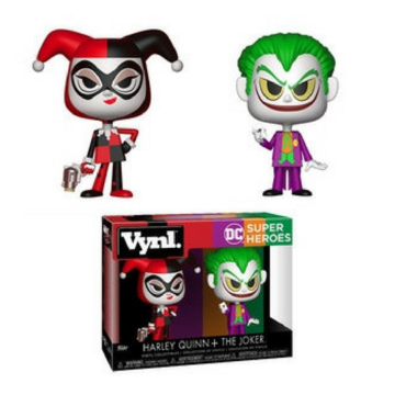Vynl. Harley Quinn + The Joker