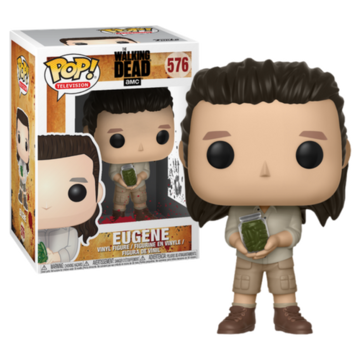 Television Eugene #576 The Walking Dead