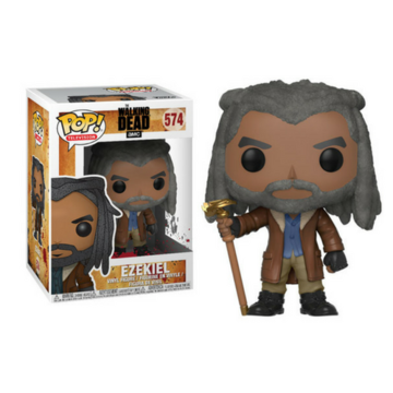 Television Ezekiel #574 The Walking Dead