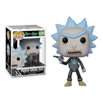 Animation Prison Break Rick #339 Rick and Morty
