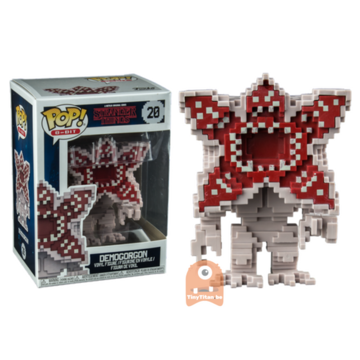 8-Bit Demogorgon #20 Stranger Things