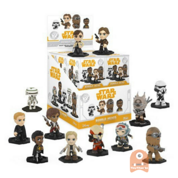 Mystery Mini Blind Box Star Wars - SOLO