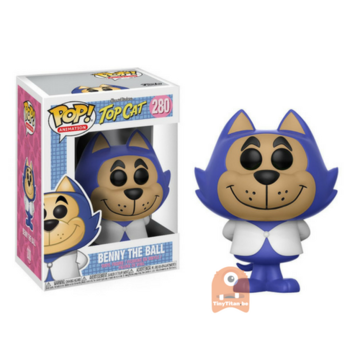 Animation Benny The Ball #280 Top Cat