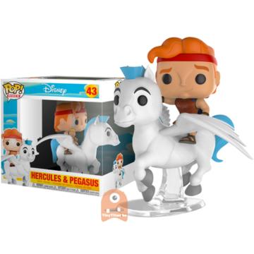 Disney Hercules & Pegasus #43 Hercules