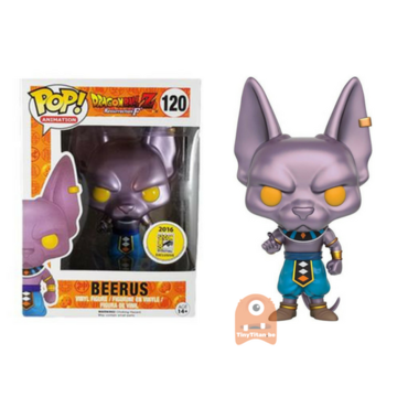 Animation Beerus - Metallic #120 Dragonball Z