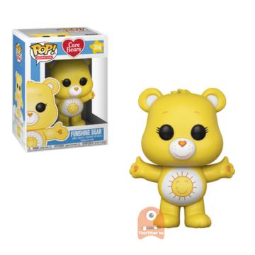 Animation Funshine Bear #356 Care Bears