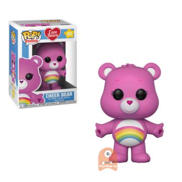 Animation Cheer Bear #351 Care Bears