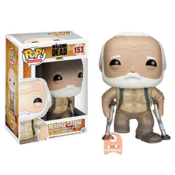 Television Hershel Greene #153 The Walking Dead - Vaulted