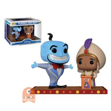 Disney Aladdin's First Wish #409