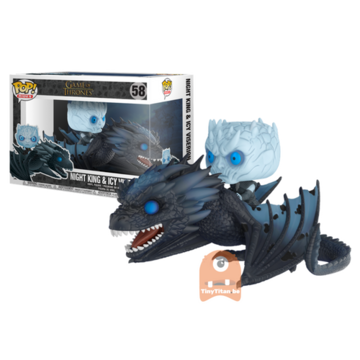 Game of Thrones Night King on Icy Viserion #56