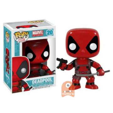 Marvel Deadpool #20