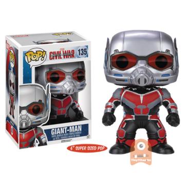 Marvel Giant-Man #135 Captain America Civil War - 6