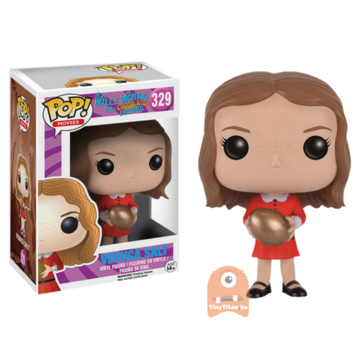 Movies Veruca Salt #329 Willy Wonka & the Chocolate Factory - Vaulted