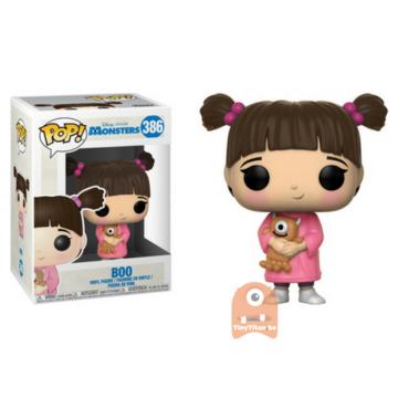 Disney Boo - /w Mike's Bear #386 Monsters Inc
