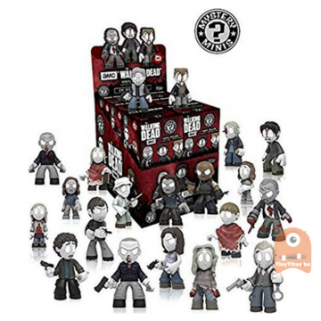 Mystery Mini Blind Box The Walking Dead - In Memorium
