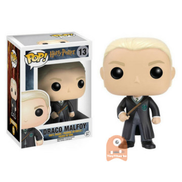 POP! Harry Potter Draco malfoy - Wand #13