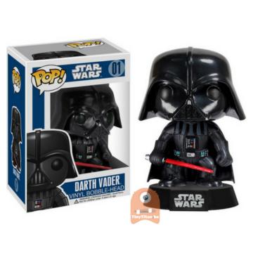 POP! Star Wars Darth Vader #01 (Black Box)