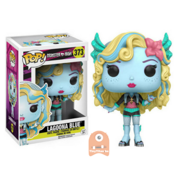 POP! Animation Lagoona Blue #373 Monster High - Vaulted