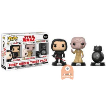 POP! Star Wars First order Three Pack