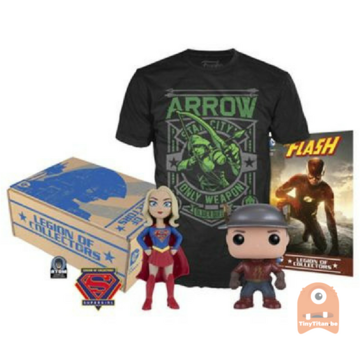 POP! DC Legion of Collectors Box Television (Large)