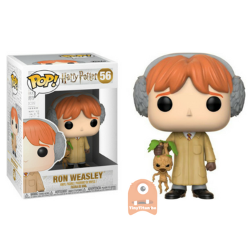 POP! Harry Potter Ron Weasely - Herbology #56