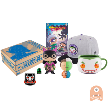 POP! DC Legion of Collectors Box Batman Villains (One Size Fits All)