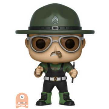 POP! Sports SGT. Slaughter #54 WWE