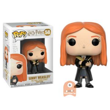 POP! Harry Potter Ginny Weasley /w Tom's Diary #58