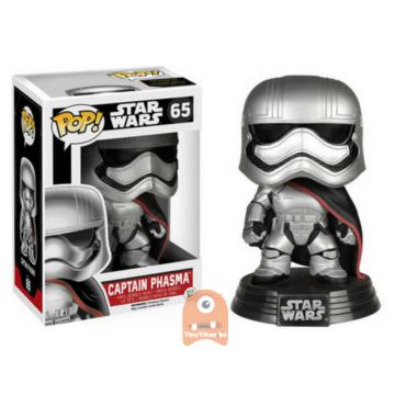 Star Wars Captain Phasma #65 Vaulted