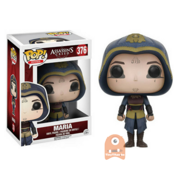 POP! Movies Maria #376 Assassins Creed - Vaulted