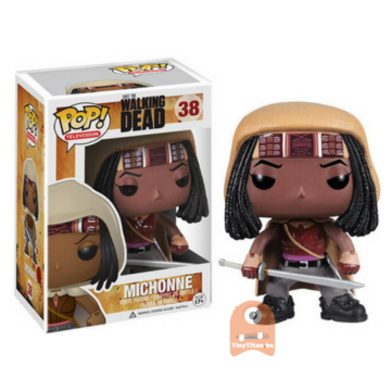POP! Television Michonne #38 The Walking Dead - Vaulted