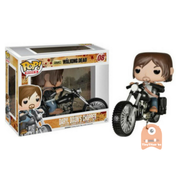 POP! Television Daryl Dixon's Chopper #08 The Walking Dead