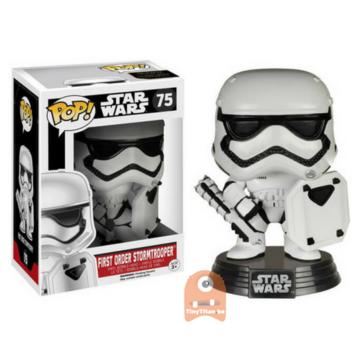 POP! Star Wars First Order Stormtrooper - Riot Gear #75