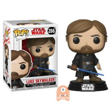 POP! Star Wars Luke Skywalker Final Battle #266