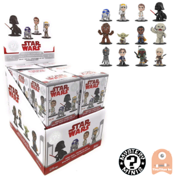 Mystery Mini Blind Box Star Wars - Empire Strikes Back