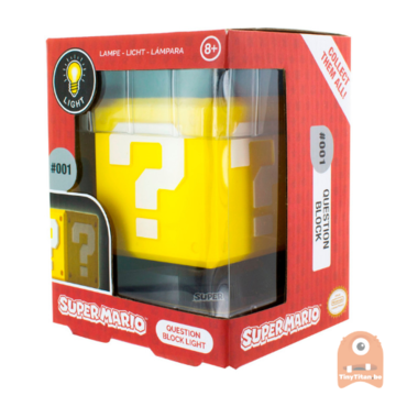 Paladone QUESTION BLOCK 3D LIGHT - Super Mario