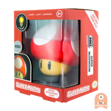 Paladone SUPER MUSHROOM 3D LIGHT - Super Mario