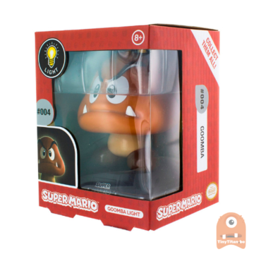 Paladone GOOMBA 3D LIGHT - Super Mario