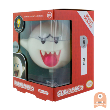 Paladone BOO 3D LIGHT - Super Mario