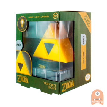 Paladone TRIFORCE 3D LIGHT - Zelda