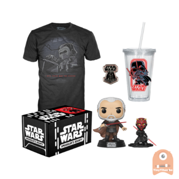 POP! Star Wars Smugglers Bounty - Sith Subscription Box