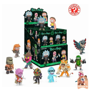 Mystery Mini Blind Box Rick and Morty Series 2