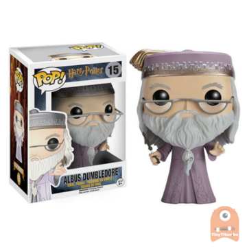 POP! Harry Potter Albus Dumbledore - Prisoner of Azkaban #15