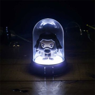 Paladone Mini Bell Jar Light Harry Potter - Hagrid