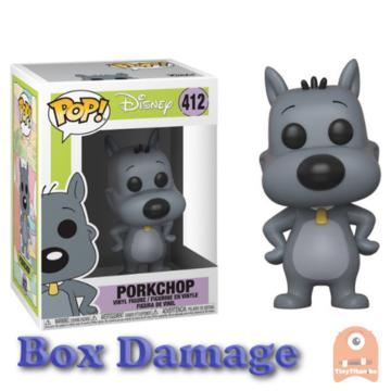 POP! Disney Porkchop #412 - DMG