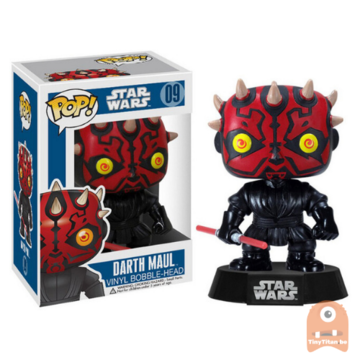 POP! Star Wars Darth maul #09