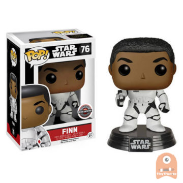 POP! Star Wars Finn - Stormtrooper #76