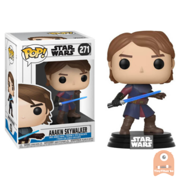 POP! Star Wars Anakin Skywalker #271 Clone Wars
